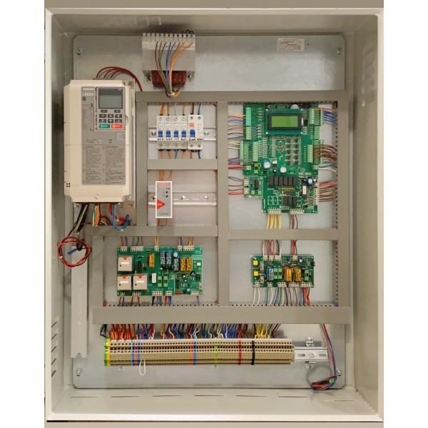 Πίνακας Μηχανικού Ανελκυστήρα VVVF